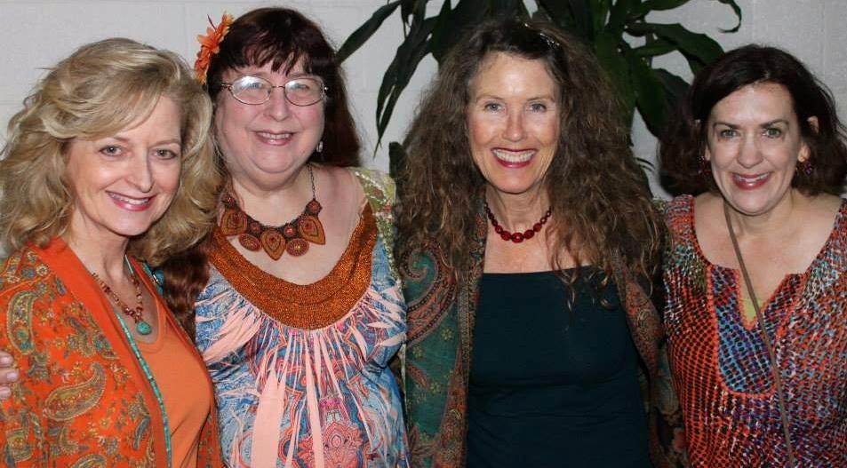 ladies at the sgub benefit 2014