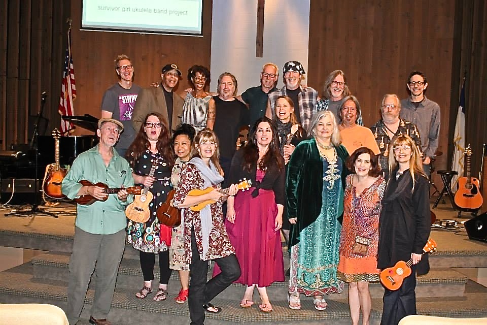 official group photo -- sgub benefit 2014